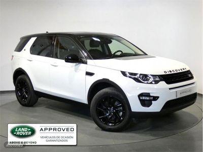 usado Land Rover Discovery 2.0TD4 SE 4x4 Aut. 150