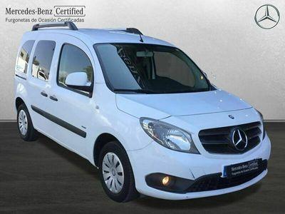 usado Mercedes Citan 111 CDI Tourer Pro Largo