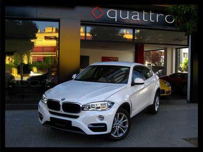 usado BMW X6 30D X-DRIVE NACIONAL IVA DECUIBLE LIBRO