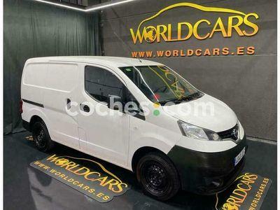 usado Nissan NV200 Nv200Furgón 1.5dci Comfort 110 E5 110 cv en Alicante