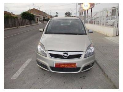 usado Opel Zafira 1.6 16v Enjoy