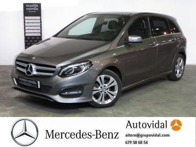 usado Mercedes 180 Clase B CLASECDI URBAN