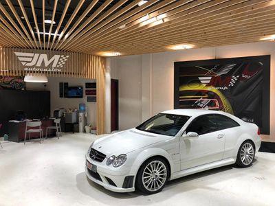 usado Mercedes CLK63 AMG AMG BLACK SERIES 99.000€ NETTO! 120.000 MATRICULADO