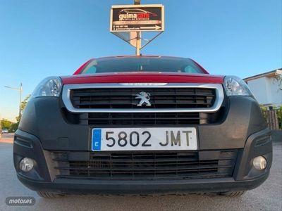 usado Peugeot Partner Tepee Access BlueHDi 1.6 HDi 100