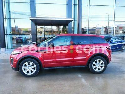 usado Land Rover Range Rover evoque 2.0td4 Se 4wd Aut. 180 180 cv en Guadalajara