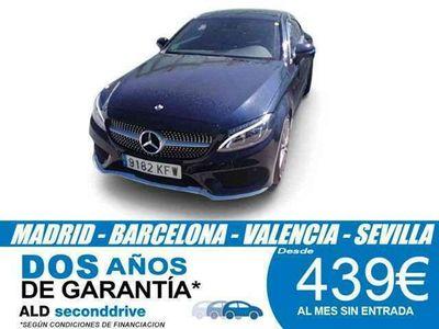 usado Mercedes C220 Coupé d
