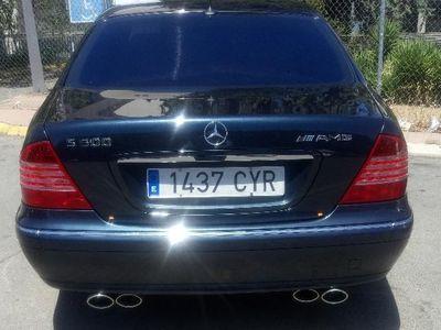 usado Mercedes S500 4M Aut.