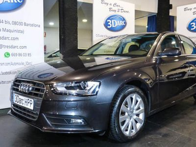 usado Audi A4 2.0TDI Advanced Edition 143cv#NACIONAL/REV. AL DIA