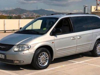 usado Chrysler Voyager Grand 3.3 V6 Limited AWD AT