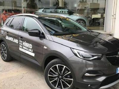 usado Opel Grandland X PHEV 1.6T 300CV ULTIMATE