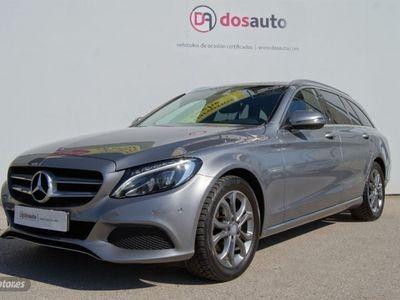 usado Mercedes C220 Clase Cd Estate