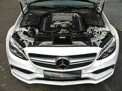 usado Mercedes C63 AMG AMG Coupe *Panorámico* BURMESTER