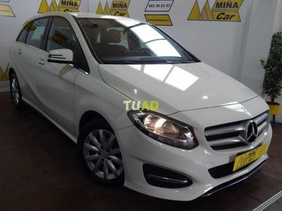 usado Mercedes B160 ClaseCDI AUTOMATICO BUSINESS