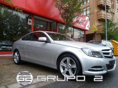 usado Mercedes 250 C Coupé CDI BE 7G Plus