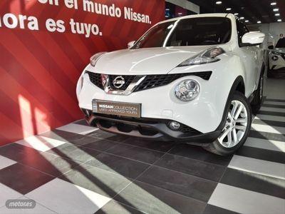 usado Nissan Juke 1.5 dCi NTEC 4X2