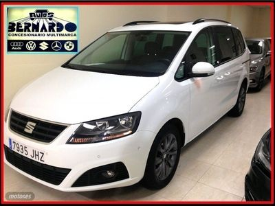 usado Seat Alhambra 2.0 TDI 150 CV Ecomotive SS Style Plus