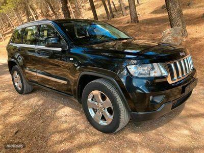 usado Jeep Grand Cherokee 3.0 V6 Diesel Limited 250 CV