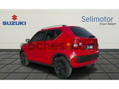 usado Suzuki Ignis 1.2 Mild Hybrid Glx 83 cv en Madrid
