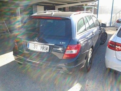 usado Mercedes C200 ESTATE CDI 136CV **298€/MES**