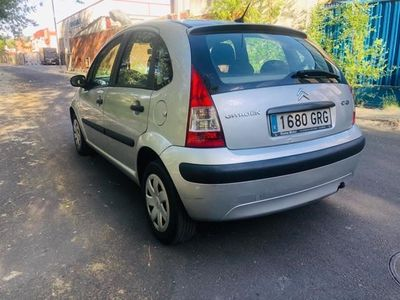 used Citroën C3 1.4HDI Cool Sensodrive