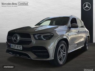 usado Mercedes 300 GLE GLEd 4Matic AMG Line (EURO 6d-TEMP)