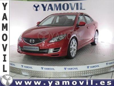 gebraucht Mazda 6 2.0CRTD Luxury