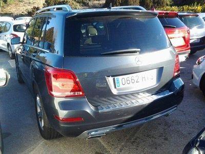 usado Mercedes GLK220 CDI 4Matic 170CV