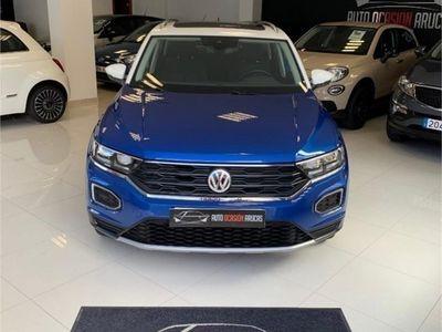 begagnad VW T-Roc Sport 1.0 TSI 85kW 115CV