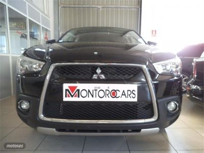 usado Mitsubishi ASX 160 MPI Motion