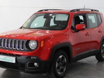 gebraucht Jeep Renegade 1.6Mjt Longitude 4x2 88kW