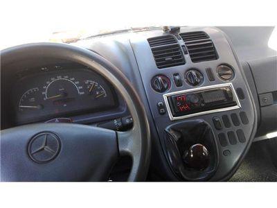 usado Mercedes Vito CDI Mixto 110