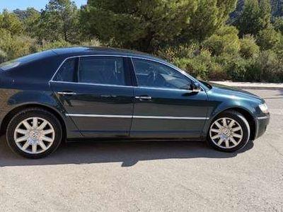 usado VW Phaeton 5.0TDI V10 4Motion Tiptronic 5pl.