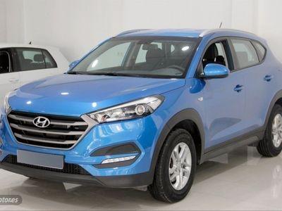 usado Hyundai Tucson 1.7 CRDi 85kW 115CV BDrive Essence 4x2