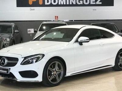 brugt Mercedes 220 Clase C C Couped AMG Line