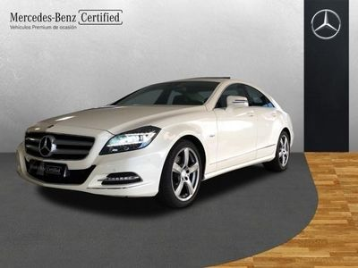 usado Mercedes CLS250 ClaseCDI BE BLUEEFFICIENCY