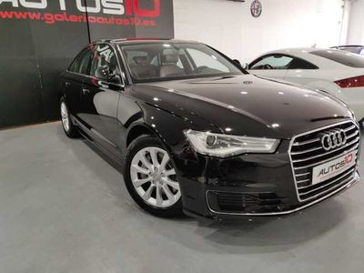 usado Audi 100 3.0 TDI S TRONIC 218CV SLINE FINANCIACION