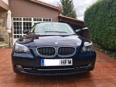 used BMW 530 Serie 5 E60 Diesel Aut.