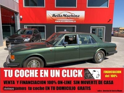 usado Rolls Royce Silver Spirit I *** 1983 **** 47.000 KM ***
