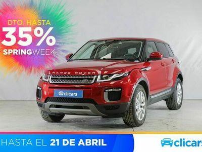 usado Land Rover Range Rover evoque 2.0L TD4 Diesel 110kW (150CV) 4x4 SE