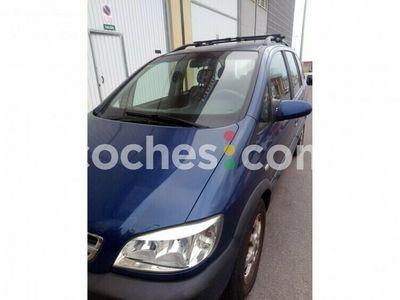 usado Opel Zafira 2.0dti 16v Elegance 100 cv en Castellon