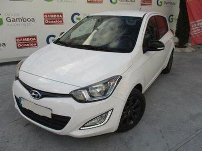 usado Hyundai i20 1.2 MPI 85CV GO 0601-HZM, Madrid