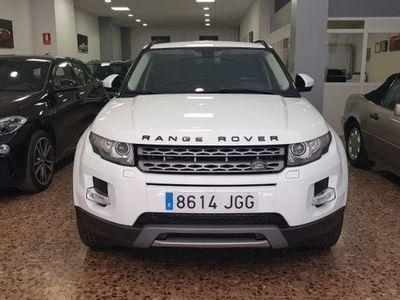 gebraucht Land Rover Range Rover evoque 2.2L TD4 Pure Tech 4x4 Aut.