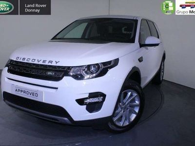 usado Land Rover Discovery Sport SD4 4WD SE AT