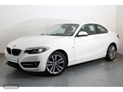 gebraucht BMW 218 Serie 2 d Coupé