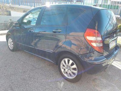 usado Mercedes A180 Clase ACDI ELEGANCE -08