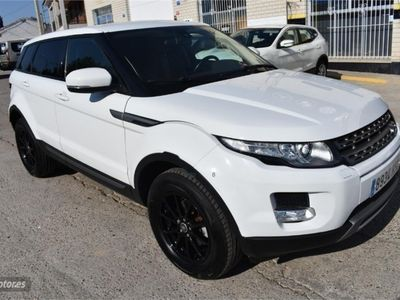 brugt Land Rover Range Rover evoque 2.2L eD4 150CV 4x2 Pure