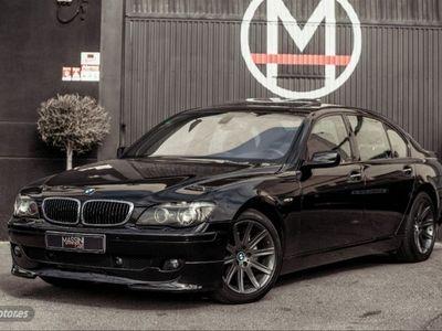 usado BMW 750L Serie 7 i