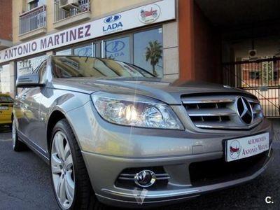 usado Mercedes C200 Clase CCdi Be Avantgarde Blue Effic. Ed. 4p. -11
