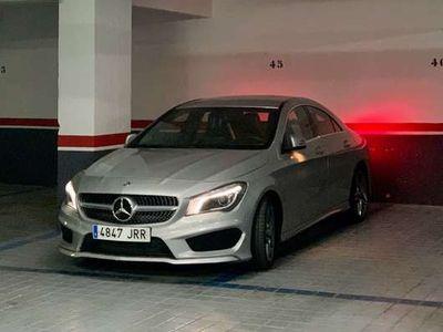 usado Mercedes CLA200 CDI AMG Line7G-DCT