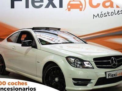 usado Mercedes 250 Clase C CoupéBE Sport 7G Plus